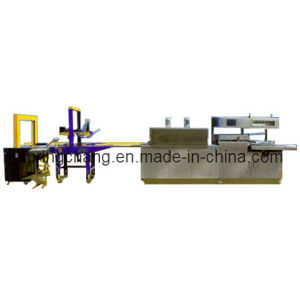 Auto Heat Shrinking Packing Line pictures & photos