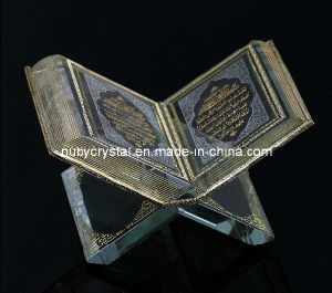 Crystal Koran Islamic Religious Souvenir Gift for Decoration pictures & photos