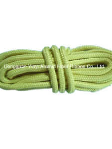 5mm High Temperature Resistance Aramid Fiber Rope pictures & photos