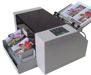 Audley Full Automatic A4 Size Name Card Business Card Cutter pictures & photos