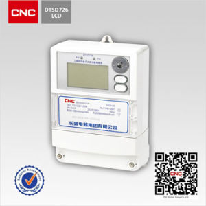 DTSD726, DSSD726 Three-phase Electronic Multi-function Watt-hour Meter pictures & photos