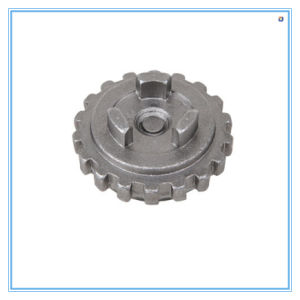 Carbon Material Hot Forging Parts for Gear pictures & photos