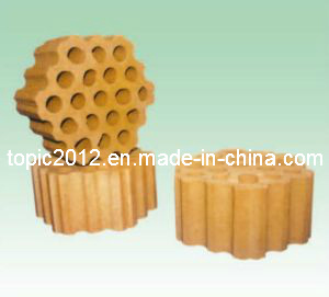 Low Creep Fireclay Brick for Hot Blast Stove (DRN)