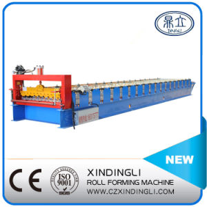 Roof / Wall Color Steel Tile Roll Forming Machine pictures & photos