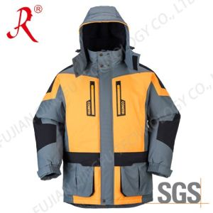 2016 Latest Nylon Taslon Ice Fishing Suit (QF-9080A)
