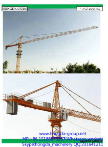 3 to 25 Ton Nice Quality Tower Crane pictures & photos