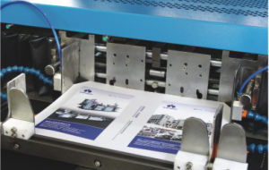 Automatic High-Speed Case Maker for Hardcovers, Book Covers, Rigid Boxes pictures & photos