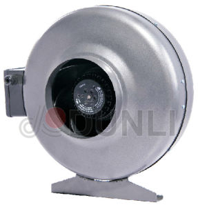Centrifugal in-Line Duct Fan 125mm/150mm
