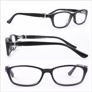 Acetate Eye Wear / Full Rim Eyeglass/ New Arrival Eye Glass (2628) pictures & photos