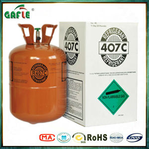 Own Brand or Neutral Packing Cylinder R407c Refrigerant Gas pictures & photos