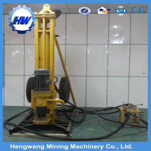 DTH Drilling Machine Pneumatic Air Motor Driving (HQZ-100B) pictures & photos