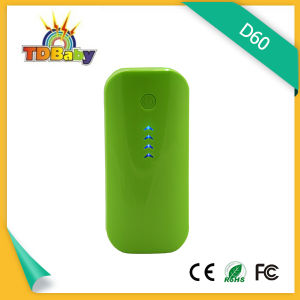4000mAh Dual USB Output Mobile Charger (D60)
