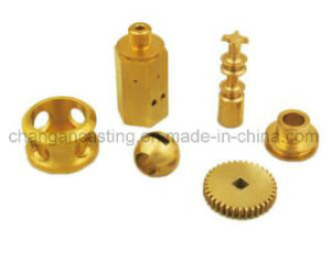 High Quality Brass CNC Machining Parts
