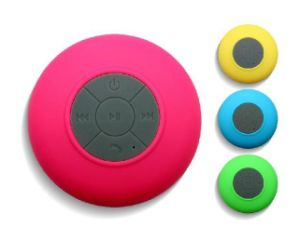 2014 New Bluetooth Shower Waterproof Bluetooth Speaker, Mini Wireless Waterproof Speaker