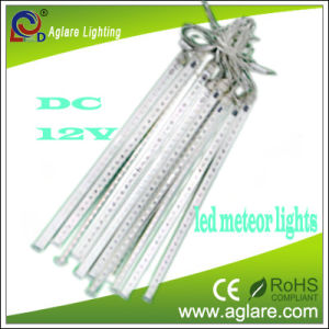 LED Meteor Lights 50 Cm RGB in Holiday Lighting CE RoHS Approval