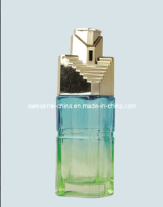A663LG 50ml Fancy Glass Perfume Bottle