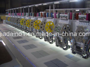 612 Double Sequin Embroidery Machine