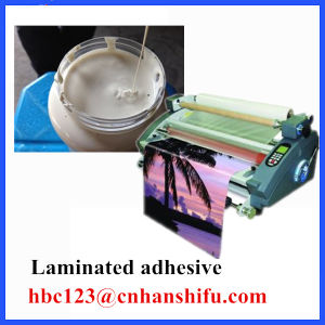 Water Based Adheisve Cold Lamination Glue for Paper pictures & photos