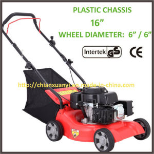 EPA/GS/CE 16inch Plastic Deck Chinese Engine Lawn Mower