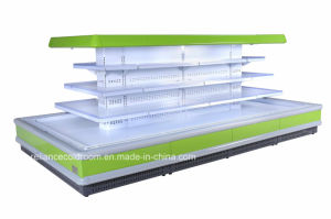 Supermarket Crown Display Chiller (HC-GK0.7L4F) pictures & photos