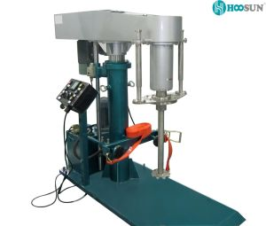 High Speed Dispersion Machine for Paint with Cover