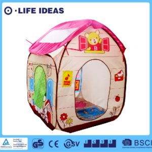 Basic Info  sc 1 st  Made-in-China.com & China Pop up Play House Portable Play Tent - China Play House Pop ...
