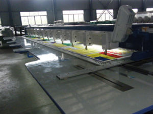 Chenille Embroidery Machine /High Quality