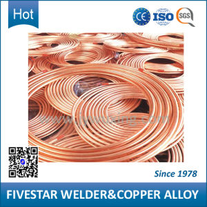 Crzrcu High Conductivity Alloys Welding Wire with High Conductivity pictures & photos