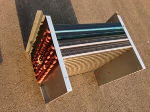 Industrial Dehumidifier Aluminmum Fins&Copper Coils