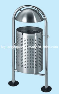 Custom Metal Fabrication The Garbage Bin