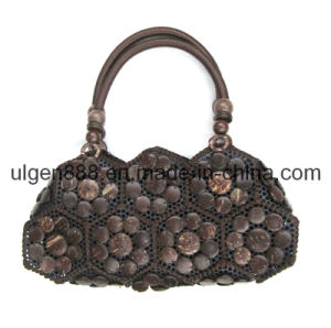 Coconut Handbags Shell Bags In Coffee Color