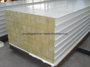 Prefabricated Building Roof & Wall EPS Sandwich Panel (DG9-004) pictures & photos