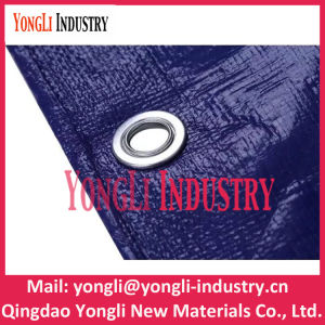 100GSM to 200GSM PE Tarpaulin Cover Sheet Blue Plastic Ground Cover and Tent Tarp/Canopy Tarpaulin  sc 1 st  Qingdao Yongli New Materials Co. Ltd. & China 100GSM to 200GSM PE Tarpaulin Cover Sheet Blue Plastic ...