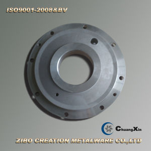 OEM/ODM Service Aluminum Gravity Casting Round Cover Construction Speed Reducer Appliance pictures & photos