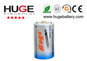 D Size UM-1 R20 Carbon Zinc Dry Battery High Quality pictures & photos