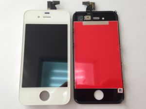 Wholesale Mobile Phone LCD for iPhone 4 LCD with Touch Screen
