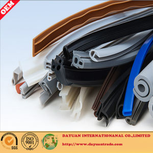 Extrusion EPDM PVC Silicone Strip/Silicone Rubber Strip/Rubber Strip