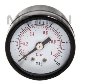 1.5 Inch Stainless Steel Digital Pressure Gauge with Safety Requirement