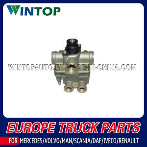 High Quality Relay Valve for Scania / Volvo / Daf / Benz/ Man / Iveco / Renault Heavy Truck Oe: 9730112000