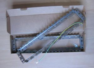 Stainless Steel Frame for Krone Disconnection&Connection Module