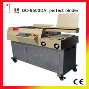 DC-8600da Automatic Perfect Binding Machine