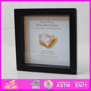 2014 Hot Sale New High Quality (W09A017) En71 Light Classic Fashion Picture Photo Frames, Photo Picture Art Frame, Wooden Gift Home Decortion Frame pictures & photos