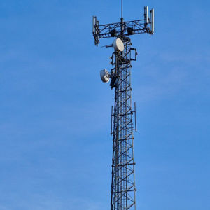 Telecom Tower with High Quality (communication tower) pictures & photos