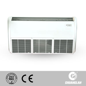 Split Solar Energy Saving System Air Conditioner with Solar Panel pictures & photos