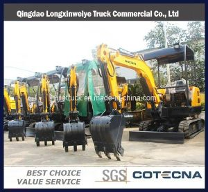 Famous 2ton Hydraulic Small Excavator pictures & photos