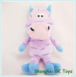 China Bemused Purple Hippo Baby Toys Plush Toys China Toy Plush Toy