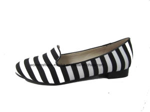 New Fashion Lady Small Block Heel Footwear for Leisure