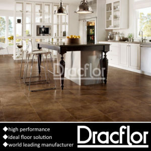 Waterproof Residential PVC Flooring Tiles pictures & photos