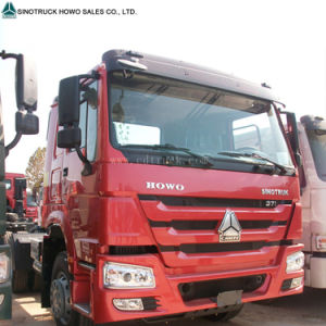 Hot Selling Jinan Sinotruk 6X4 HOWO Tractor Truck pictures & photos