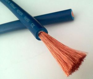 Rubber Welding Cable for Low Voltage pictures & photos